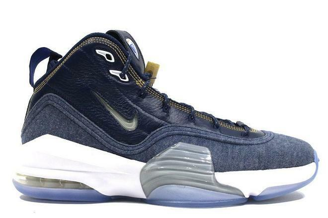 Mens Air Nike Pippen 6 Shoes Blue/White US Mens Size 8 - 705065-400 MSRP