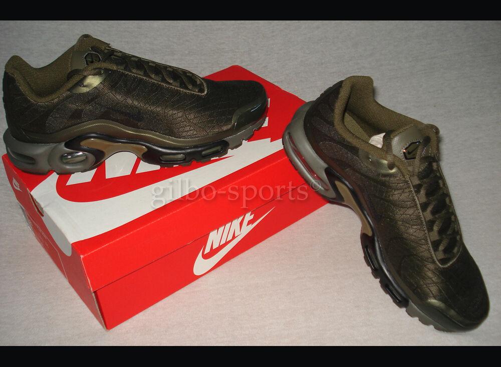 Nike Air Max Plus JCRD Jaquard Medium Olive Gr. 40 40,5 41 Neu 845006 200 oliv    | Qualität Produkt
