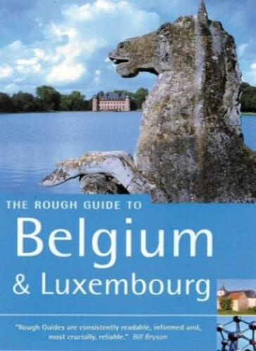 1 of 1 - The Rough Guide to Belgium and Luxembourg (Rough Guide Travel Guides) By Martin