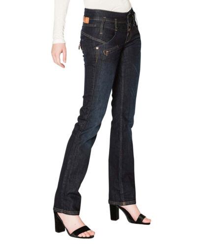 Freeman T Porter Amelie stretch Denim eclipse straight Jeans W25-W33   99,95