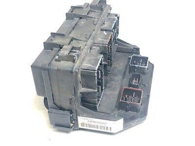 2009 Dodge Grand Caravan Journey Fuse Box Relay Control ...