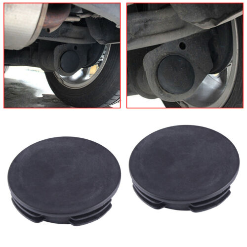 Exhaust Tail Pipe Cap Water Baffle Cover For Smart Fortwo Forfour W451 08-14 US