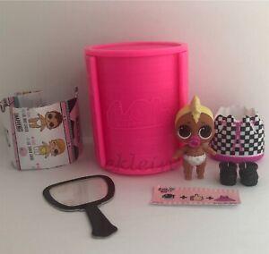 L.O.L Eye Spy Lil Sisters 2-Pack Doll Ball Wave 2 Series LOL MGA CHOP Surprise