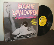 Mamie Van Doren - The Girl Who Invented Rock 'n' Roll    Condition : NM/NM