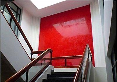 2 x Venezianische Glättekelle Edelstahl 200 x 90 x 80mm Glanzputz Stucco Kelle