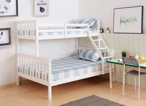 Westwood New amovible lits superposés-cadre en bois Lit pour enfants Sans Matelas
