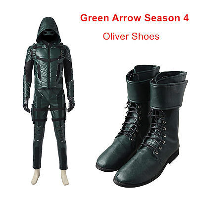 Movie Barry Allen Shoes Cosplay Men Halloween Ankle Boots Fancy Ball Props New