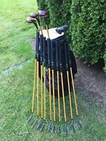 Callaway Hickory Stick Bobby Jones Commemorative Edition Golf Clubs Full Set