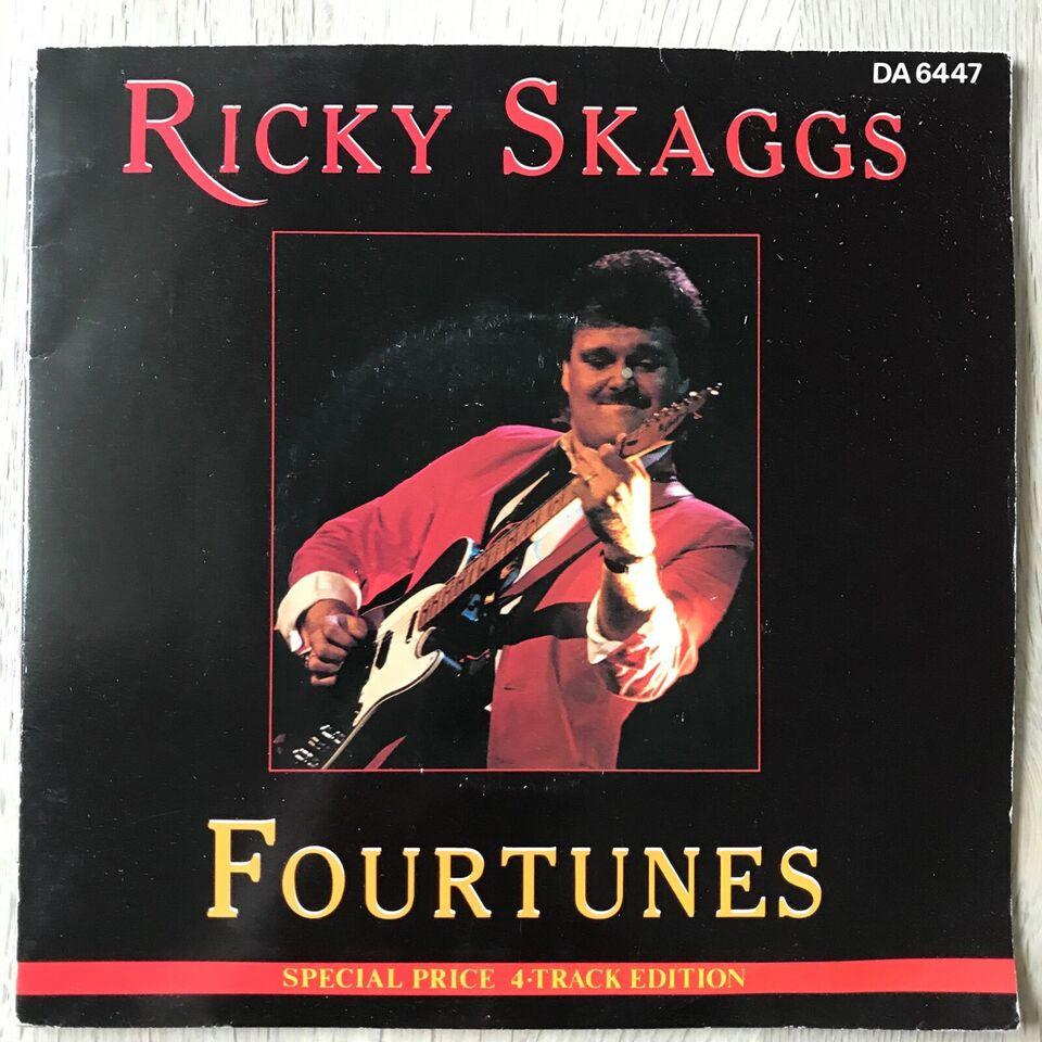 Single, Ricky Skaggs, Fourtunes