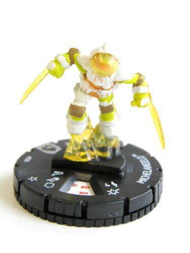 Shredder/'s Return HeroClix Teenage Mutant Ninja Turtles #026 Michealangelo