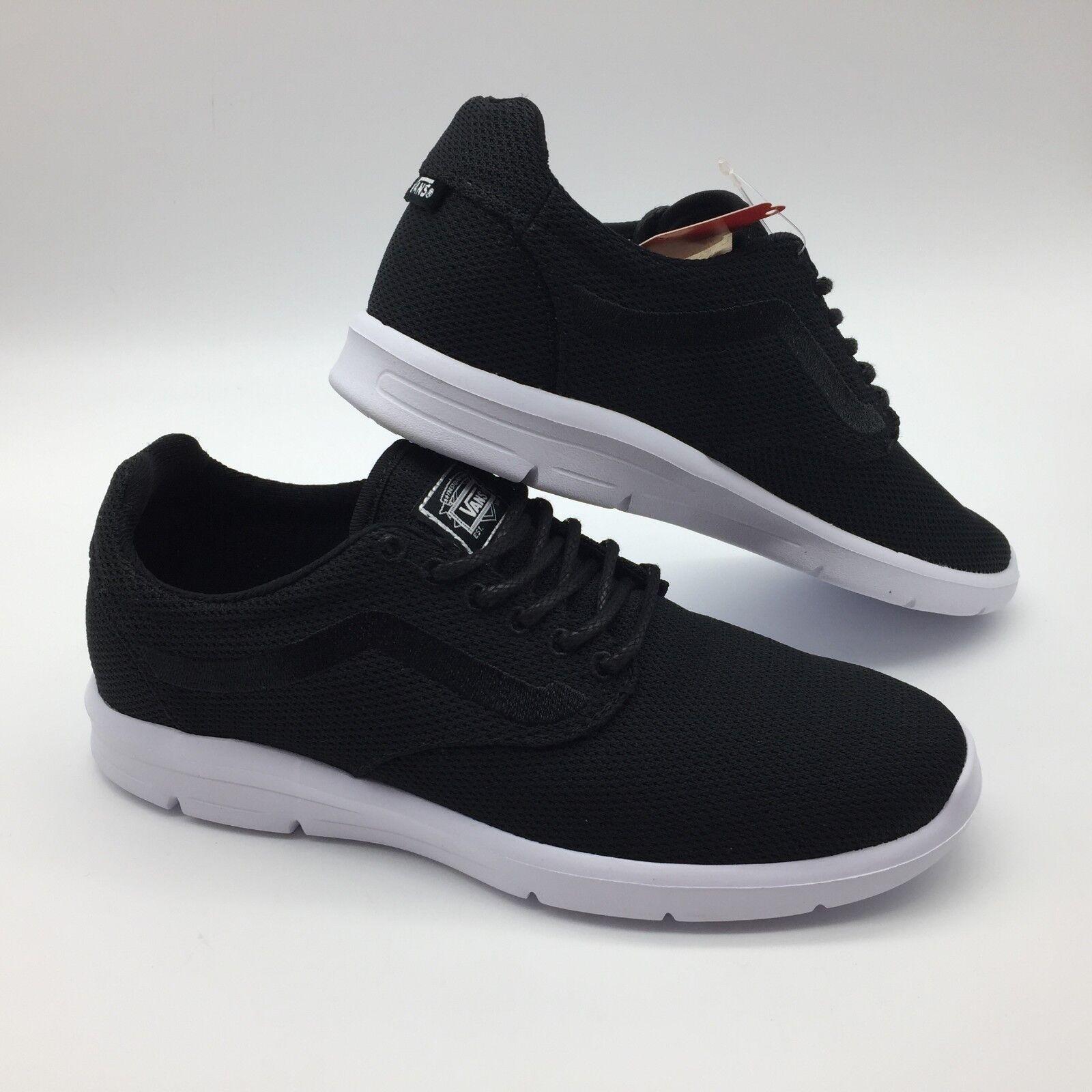 Zapatos para Hombre Vans  ISO 1.5  -- (MESH) Negro