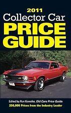 2011 Collector Car Price Guide - Acceptable - Kowalke, Ron - Paperback