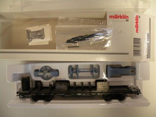 Marklin coffret Museum 2001 HO