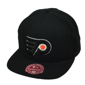 72cb8bcb752 Image is loading NHL-Mitchell-Ness-Philadelphia-Flyers-Vintage-Hockey-Hat-