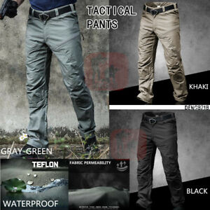 311a2f565d3d Image is loading Airsoft-Men-Military-Tactical-Pants-Combat-Cargo-Urban-