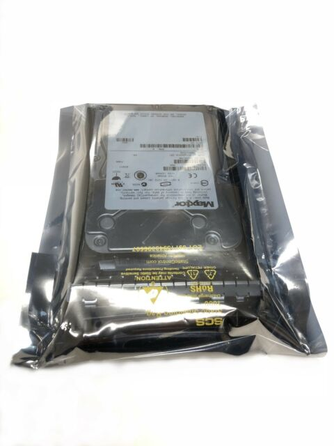 U4015 DELL MAXTOR ATLAS 73GB 15K SCSI 80-PIN 3.5 HDD U320 0U4015 W/TRAY