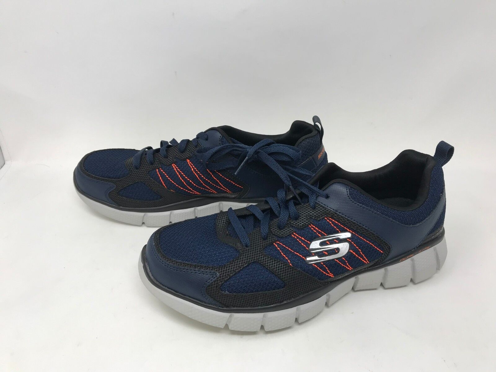 Mens Skechers (51532) EQUALIZER 2.0 ON TRACK Sneakers (9Q)