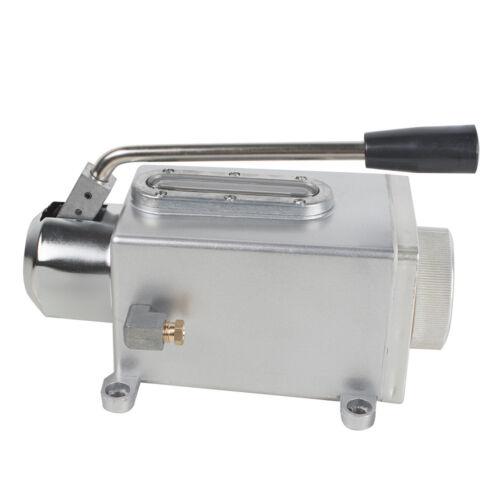 Bomba De Engrase Manual MANO Lubricación de Aceite Bomba de alta practicidad Fácil Instalación