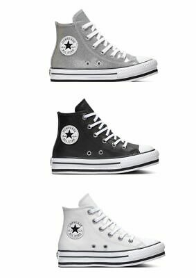 converse all star lift pelle