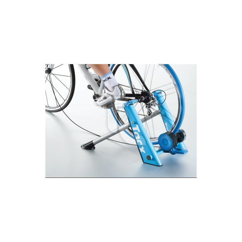 Tacx cycletrainer t-2650 azul matic roles entrenador nuevo