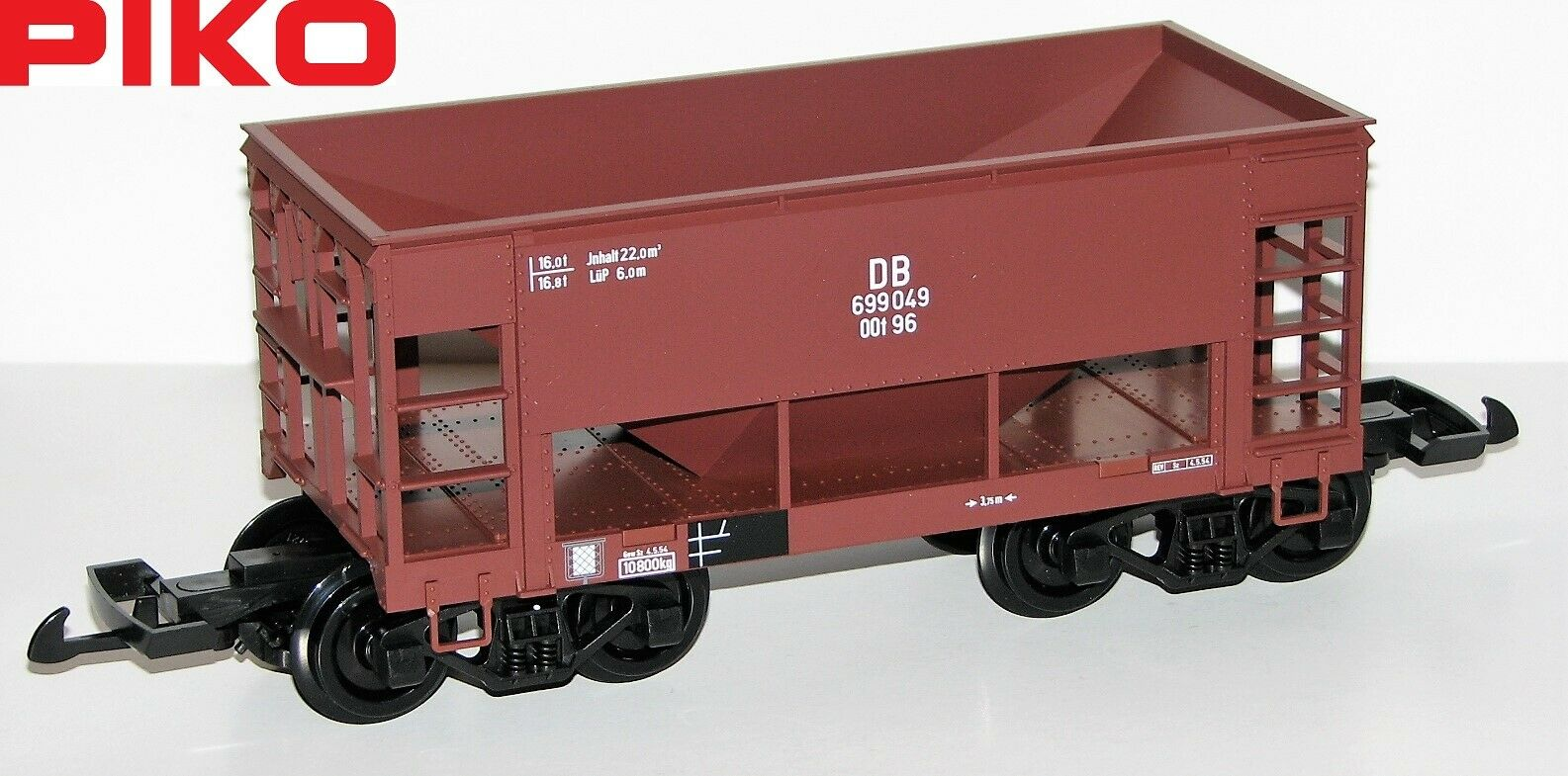 Piko G Bulk Car  699 049  The DB New