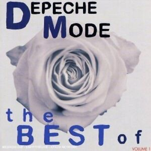 Depeche-Mode-The-Best-of-Vol-1-Greatest-Hits-NEW-CD