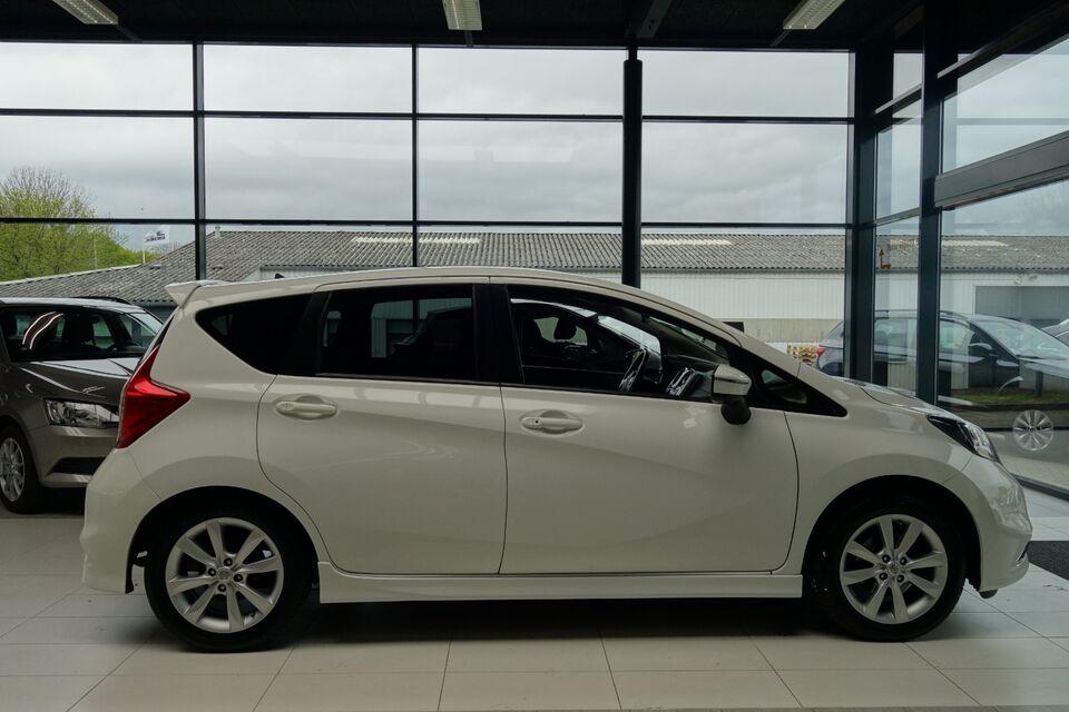 Nissan Note 1,2 Acenta+ Tech Benzin modelår 2014 km 50000