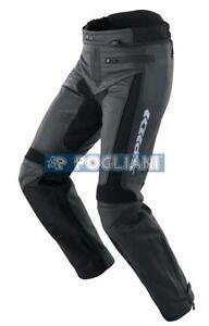 Pantaloni Tg Spidi Colore Teker 58 Pelle Touring Lungo Nero Corto rZrqCPa