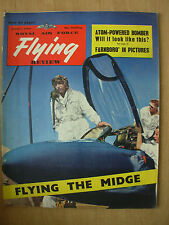 VINTAGE R.A.F. FLYING REVIEW MAGAZINE OCTOBER 1954 FLYING THE MIDGE