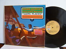 Herb Alpert And The Tijuana Brass - Going Places AMLS 965 UK LP 1stP 1965 Stereo