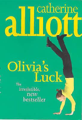 """VERY GOOD"" Olivia's Luck, Alliott, Catherine, Book"