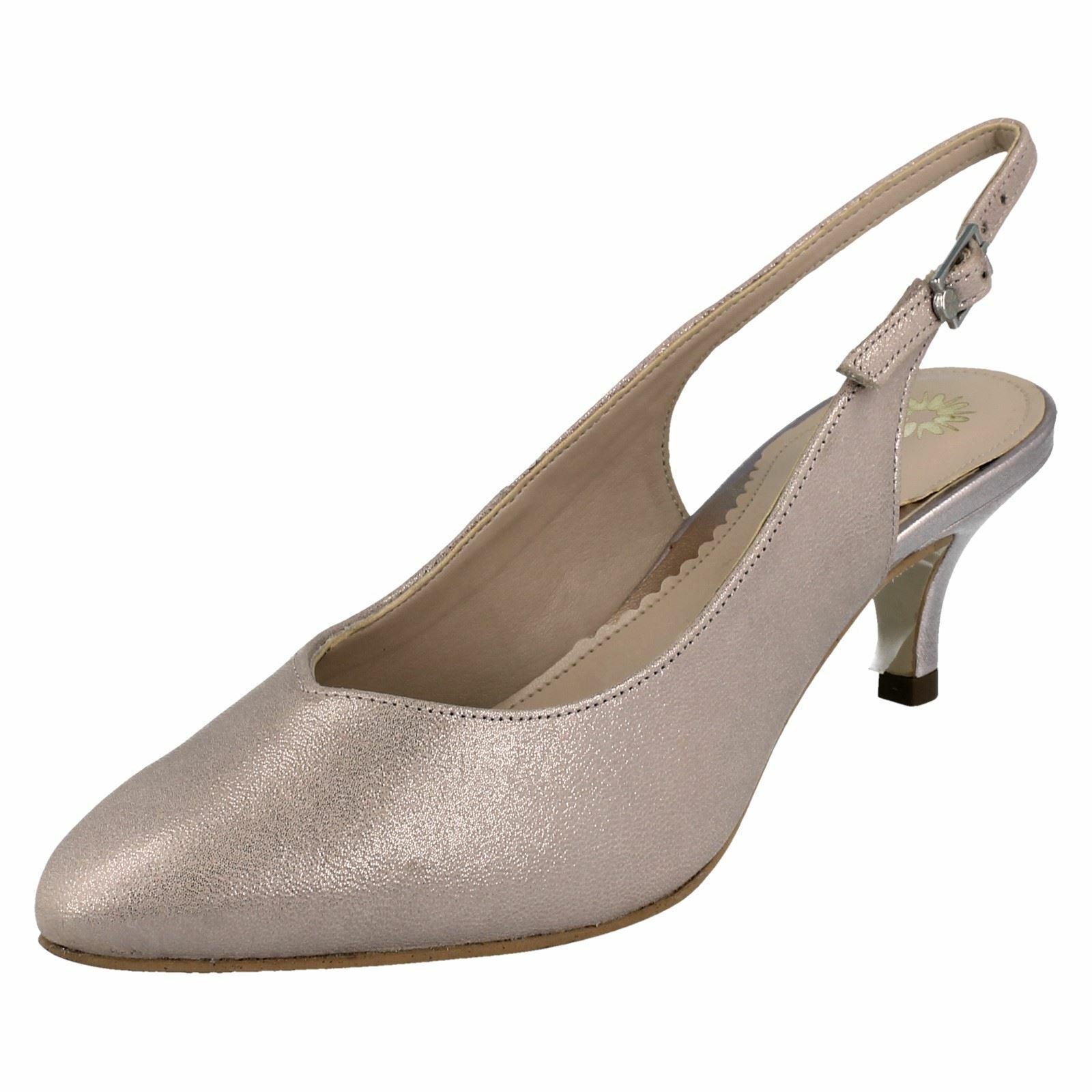 Señoras van dal elegante Slingback zapatos tovil