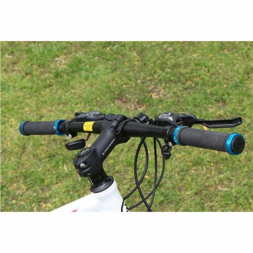 2PCS Bicycle Handlebar Grips Bike Cycling Anti-slip Handle Replacement Useful