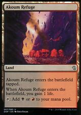4x Akoum Refuge | NM/M | Zendikar vs. Eldrazi | Magic MTG