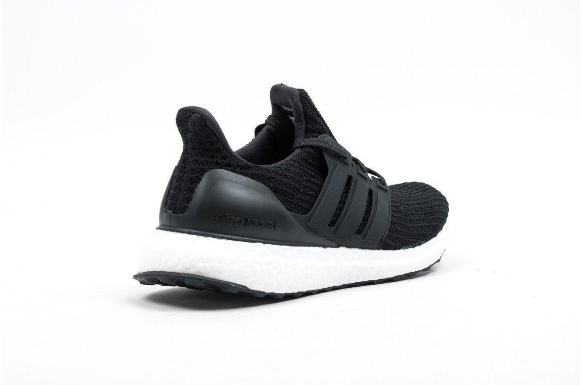 New Adidas Originals WOMEN'S Running Ultra Boost 4.0 - BB6149 Black