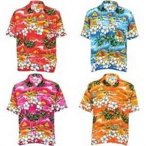 2db56e11 Shirt Hawaiian Party Beach Hawaii Pidoza Aloha Stag Loud Mens Summer ...