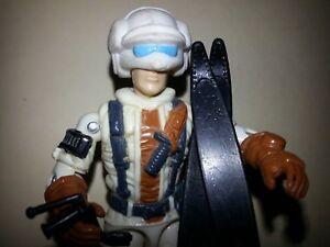 1988 GI Joe ARAH Cobra Blizzard Snow Ski Set Lot Weapon Accessory Part 2