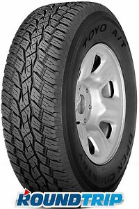 E//E//-Summer Tires TOYO-2556018 112H OPEN COUNTRY A//T