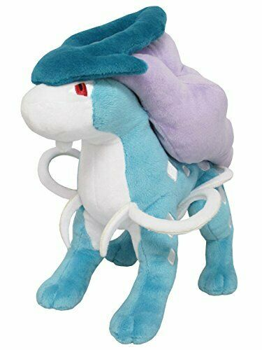 Suicune Stuffed Plush Sanei Pokemon All Star Series PP64