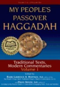My-People-039-s-Passover-Haggadah-Vol-1-Traditional-Texts-Modern-Commentaries
