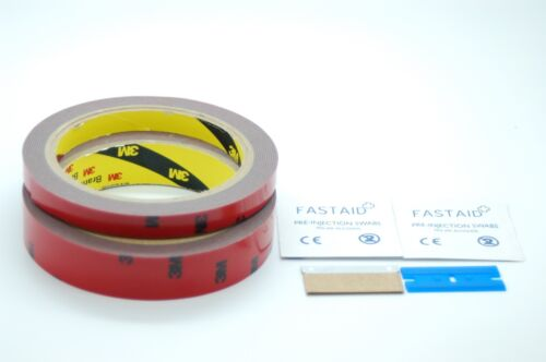 3M™ CP5108 DOUBLE SIDED FOAM TAPE SET WITH TOOLS 3 METER AUTOMOTIVE TAPE