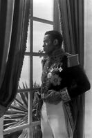 The Emperor Jones Paul Robeson Peering Out Window In Military Garb 11x17 Mini Po