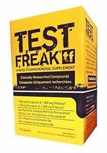 Test-Freak-120-Capsules-by-Pharma-Freak-FREE-Shipping