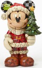 Jim Shore Old St.Mick Disney Traditions 4039041 Mickey Nutcracker Big Statue
