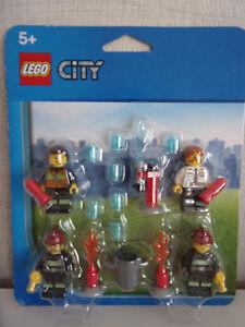 LEGO-CITY-850618-feuerwehr-zubehor-set-NUOVO-E-IN-CONFEZIONE-ORIGINALE