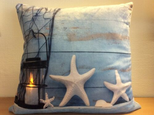 DEL leuchtkissen les étoiles de mer coussin Peluche Oreiller Coussins du canapé Zierkissen