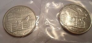 2003 P//D ALABAMA Quarters in Mint Cello FREE SHIPPING ON ADDITIONAL COINS