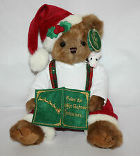 Bearington Collection, Christopher Chrismouse, Christmas Bear, LP90324.
