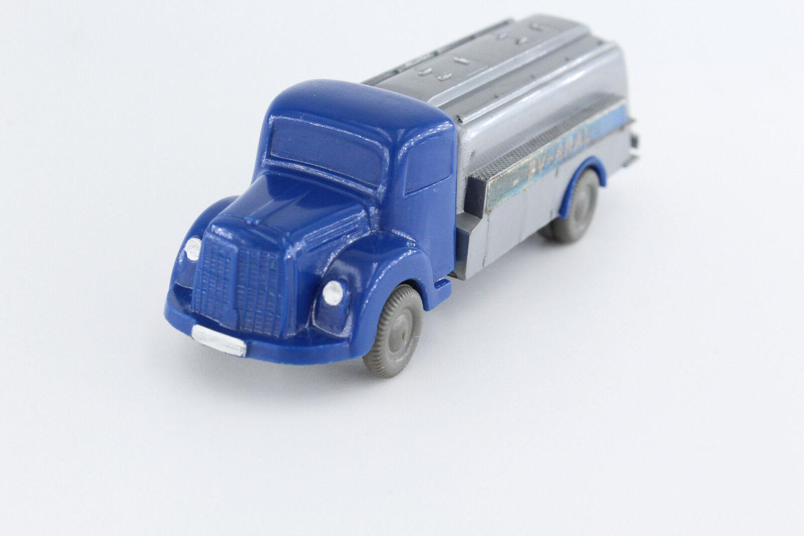 tienda de venta en línea A.s.s Wiking desprovistos desprovistos desprovistos Aral camión cisterna MB mercedes 3500 GK 781 1 CS 237 1 1w Top  bajo precio del 40%