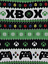 Boys Xbox Christmas Xmas Jumper Green Ages 4-14 Years